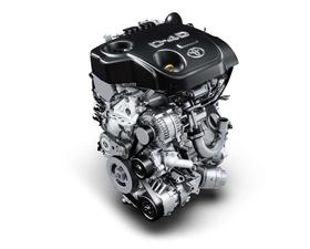 Дизельный двигатель Toyota